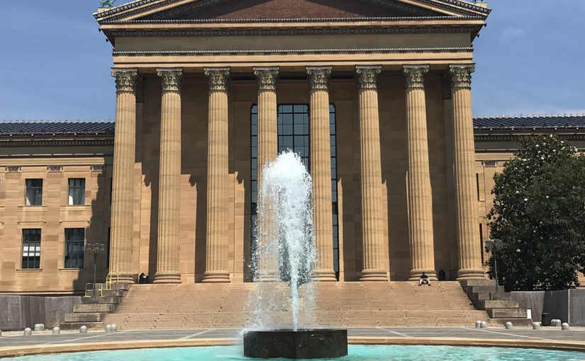 A Summer at the Philadelphia Museum of Art