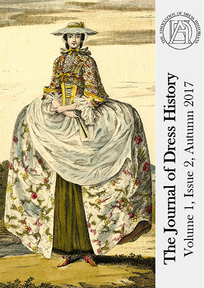 The Journal of Dress History Vol 2