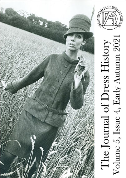 Front Cover, Early Autumn 2021